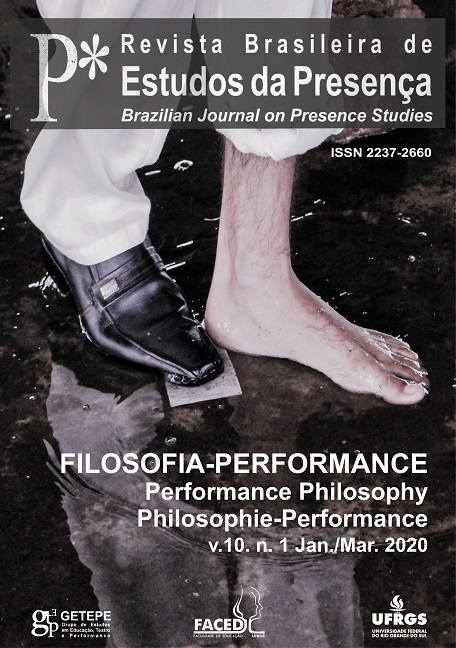 filosofia performance