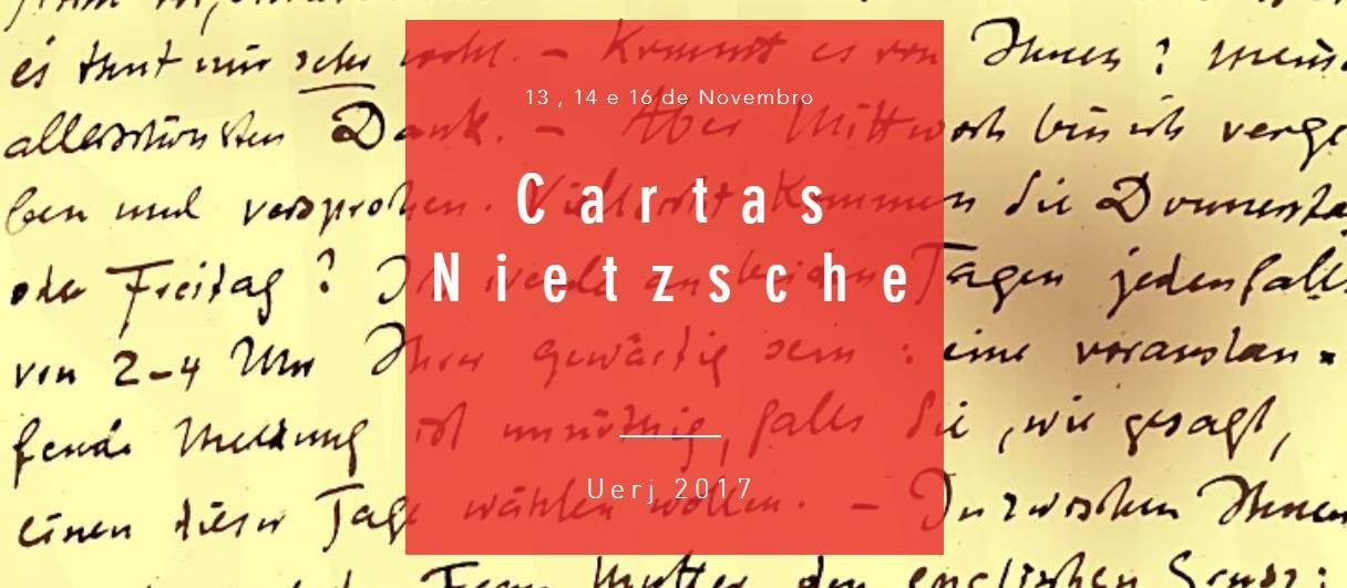 Colóquio Nietzsche e as Cartas